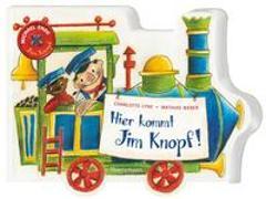 Cover-Bild zu Jim Knopf: Hier kommt Jim Knopf! von Ende, Michael