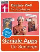 Cover-Bild zu Geniale Apps für Senioren