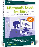 Cover-Bild zu Microsoft Excel im Büro