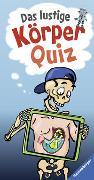 Cover-Bild zu Das lustige Körper-Quiz von Scheller, Anne
