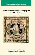 Cover-Bild zu Szabó, Thomas (Hrsg.): Studien zur Universalkartographie des Mittelalters