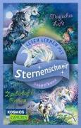 Cover-Bild zu Doppelband für Erstleser - Sternenschweif: Magisches Licht / Zauberhafte Rettung von Chapman, Linda