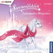 Cover-Bild zu Sternenfohlen (Folge 23): Zauberhaftes Winterfest von Chapman, Linda