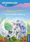 Cover-Bild zu Sternenschweif, Bücherhelden 2. Klasse, Zauberhafte Rettung von Chapman, Linda