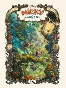 Cover-Bild zu Micky und der verlorene Ozean von Disney, Walt