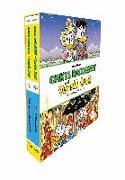 Cover-Bild zu Onkel Dagobert und Donald Duck - Don Rosa Library Schuber 3 von Disney, Walt