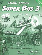 Cover-Bild zu Level 3: Activity Book - Here Comes Super Bus