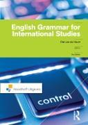Cover-Bild zu English Grammar for International Studies (eBook) von Voort, Piet van der