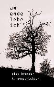 Cover-Bild zu Am Ende lebe ich (eBook) von Brender, Piet