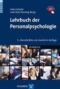 Cover-Bild zu Lehrbuch der Personalpsychologie von Schuler, Heinz (Hrsg.)