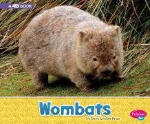 Cover-Bild zu Kras, Sara Louise: Wombats: A 4D Book