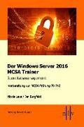 Cover-Bild zu Der Windows Server 2016 MCSA Trainer. Identitätsmanagement von Laue, Nicole