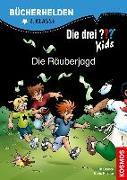 Cover-Bild zu Blanck, Ulf: Die drei ??? Kids, Bücherhelden 2. Klasse, Die Räuberjagd