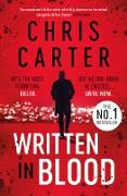Cover-Bild zu Written in Blood (eBook) von Carter, Chris