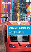 Cover-Bild zu Cornell, Tricia: Moon Minneapolis & St. Paul (eBook)