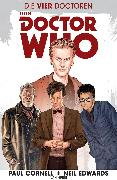 Cover-Bild zu Cornell, Paul: Doctor Who - Die vier Doctoren (eBook)