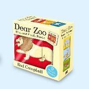 Cover-Bild zu Campbell, Rod: Dear Zoo Book and Puzzle Blocks