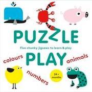 Cover-Bild zu Glatt, Jana: Puzzle Play