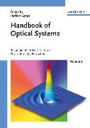 Cover-Bild zu Handbook of Optical Systems, Volume 2 (eBook) von Totzeck, Michael (Hrsg.)