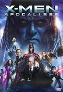 Cover-Bild zu X-Men - Apocalisse von Bryan Singer (Reg.)