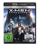 Cover-Bild zu X-Men - Apocalypse 4K+2D von Bryan Singer (Reg.)