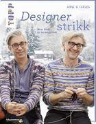 Cover-Bild zu Designerstrikk (kreativ.kompakt.) von Nerjordet, Arne
