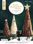 Cover-Bild zu Keglige Weihnachtsbäume (kreativ.kompakt.) von Klobes, Miriam