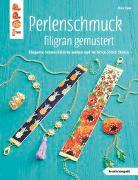 Cover-Bild zu Perlenschmuck filigran gemustert (kreativ.kompakt) von Eder, Elke