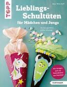 Cover-Bild zu Lieblingsschultüten für Mädchen und Jungs (kreativ.kompakt) von Ritterhoff, Anja