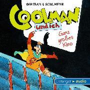 Cover-Bild zu Coolman und ich. Ganz großes Kino (Audio Download) von Bertram, Rüdiger