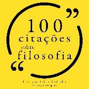 Cover-Bild zu Tzu, Lao: 100 citações sobre filosofia (Audio Download)