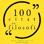 Cover-Bild zu Tzu, Lao: 100 citat om filosofi (Audio Download)