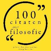 Cover-Bild zu Tzu, Lao: 100 citaten over filosofie (Audio Download)