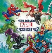 Cover-Bild zu Meine liebsten Marvel-Geschichten 2 von Diverse