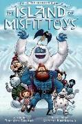 Cover-Bild zu The Island of Misfit Toys von Deneen, Brendan