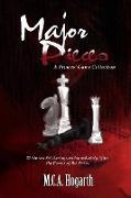 Cover-Bild zu Hogarth, M. C. A.: Major Pieces (Princes' Game, #8) (eBook)