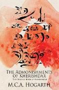 Cover-Bild zu Hogarth, M. C. A.: The Admonishments of Kherishdar (The Books of Kherishdar, #2) (eBook)