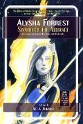 Cover-Bild zu Hogarth, M. C. A.: Sword of the Alliance (Alysha Forrest, #3) (eBook)