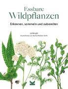 Cover-Bild zu Knight, Liz: Essbare Wildpflanzen