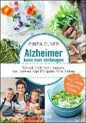Cover-Bild zu Cuneo, Cinzia: Alzheimer kann man vorbeugen (eBook)