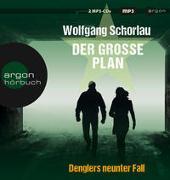 Cover-Bild zu Der große Plan von Schorlau, Wolfgang