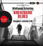 Cover-Bild zu Kreuzberg Blues von Schorlau, Wolfgang
