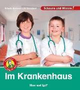 Cover-Bild zu Im Krankenhaus von Krämer, Sibylle