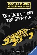 Cover-Bild zu Der Urwald der 1000 Gefahren von Montgomery, R. A.