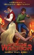 Cover-Bild zu Cowan, J. D.: Gemini Warrior