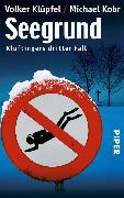 Cover-Bild zu Kobr, Michael: Seegrund (eBook)