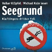 Cover-Bild zu Kobr, Michael: Seegrund (Audio Download)