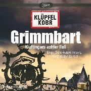 Cover-Bild zu Kobr, Michael: Grimmbart (Audio Download)