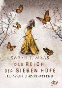 Cover-Bild zu Das Reich der Sieben Höfe 2 - Flammen und Finsternis, Band 2 von Maas, Sarah J.