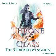 Cover-Bild zu Die Sturmbezwingerin (Audio Download) von Maas, Sarah J.